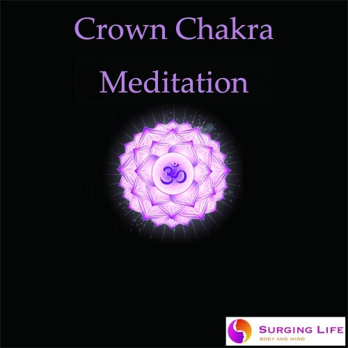 Crown Chakra Guided Meditation - Healing & Cleaning