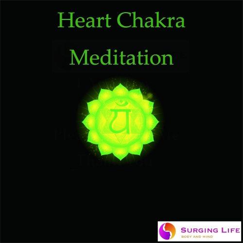Heart Chakra Guided Meditation - Healing & Opening