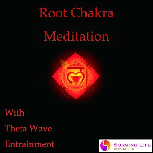 Root Chakra Guided Meditation with Theta Wave Music