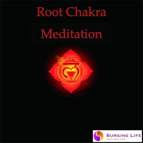 Root Chakra Guided Meditation - Healing & Opening