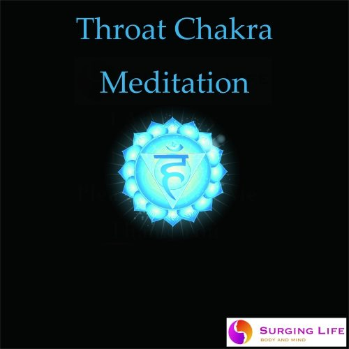 Throat Chakra Guided Meditation - Opening & Healing