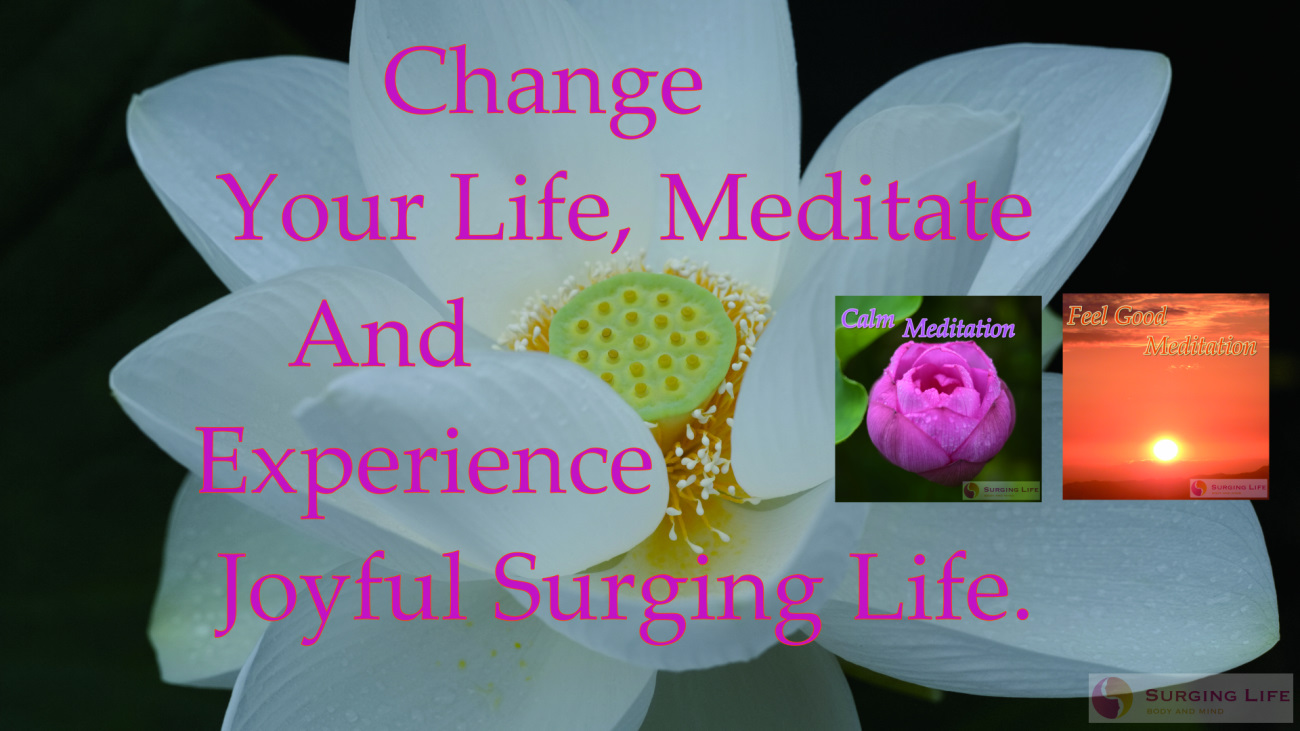 SurgingLife - Guided Meditation